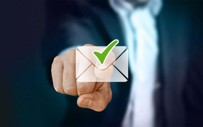 Kurzcheck für mehr E-Mail-Sicherheit