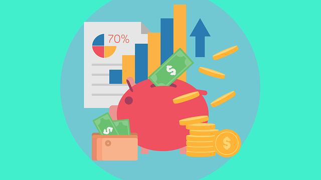 Geld sparen - investieren